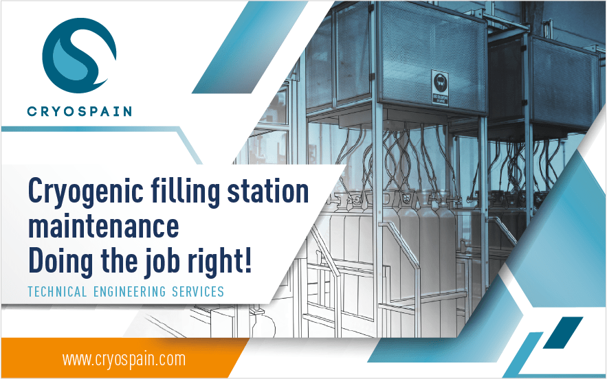 Cryogenic Filling Station Maintenance – doing the job right!