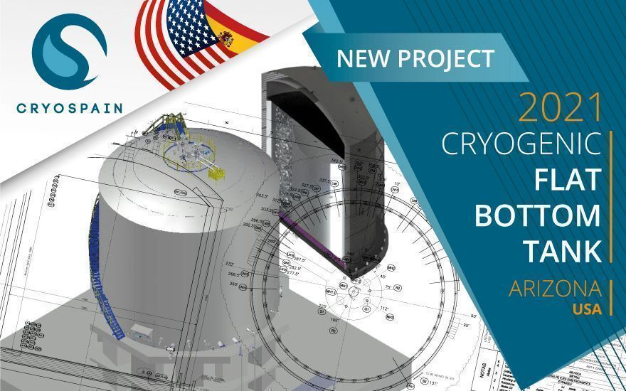 Cryospain's American expansion continues!