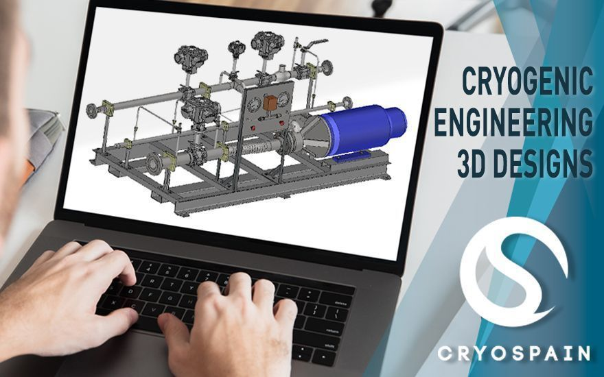 cryogenic engineering project 3D