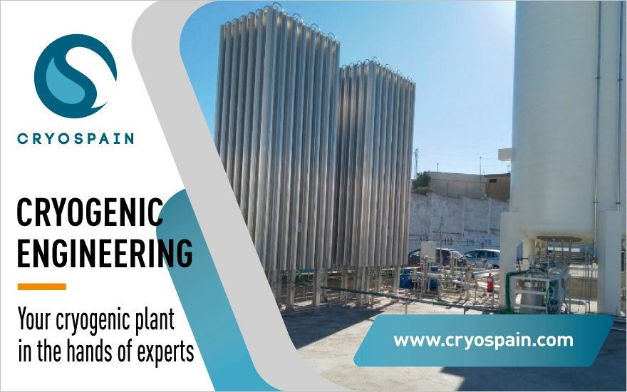 cryogenic plants in the best hands