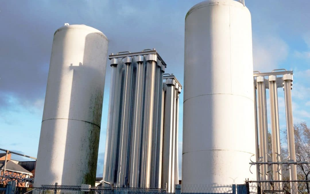 Why are liquid oxygen tanks so important? Uses and other important information