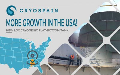 Flat Bottomed Tanks: more growth in the USA!