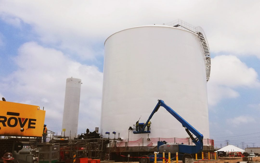 Everything you should know about storing liquefied natural gas (LNG)